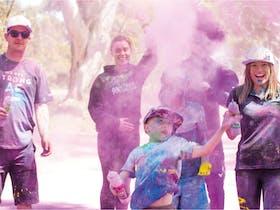 Colour Frenzy Toowoomba