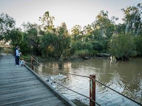 Dogwood  Creek Walking Track