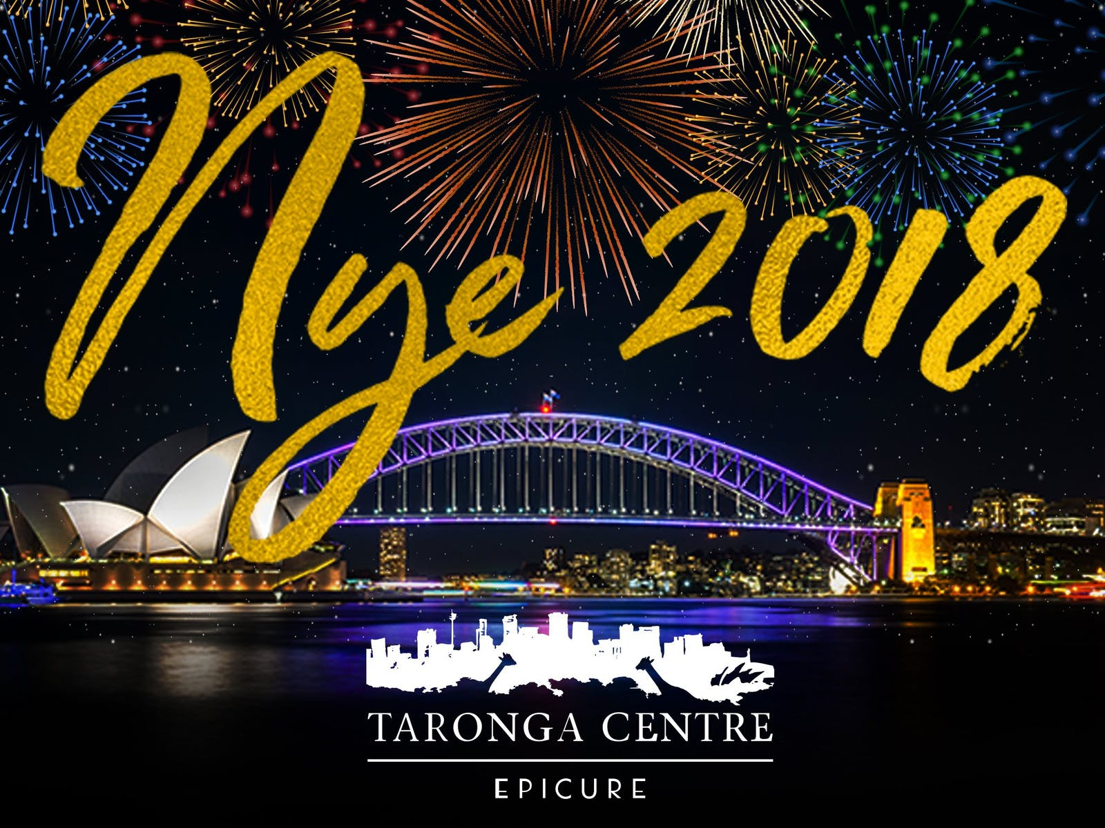 Image for Taronga Centre Harbourview Terrace New Years Eve