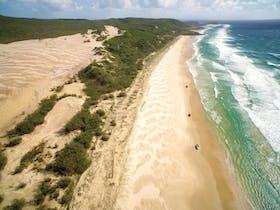 K'gari (Fraser Island), Great Sandy National Park