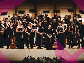 Australian Romantic & Classical Orchestra – Emerge