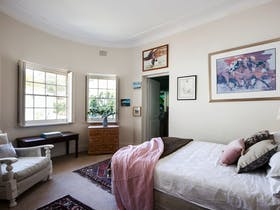You'll love the guest bedroom with its own ensuite