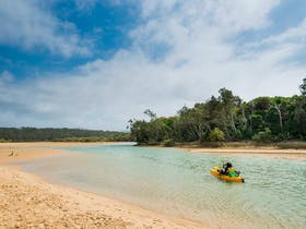 Moonee Creek Canoe Route