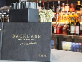 Backlane Tapas and Wine Bar