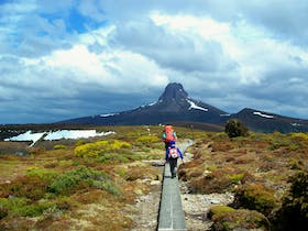 Cradle Mountain Highlanders offers a basecamp for starting the Overland Track at Cradle Mountain