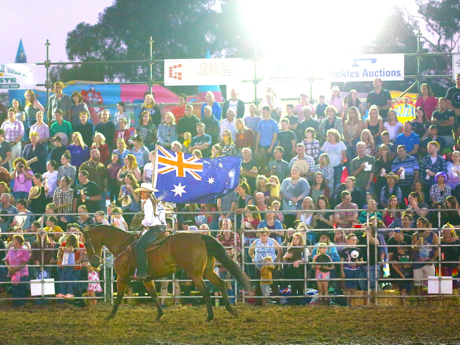 Image for Patches Asphalt Queanbeyan Rodeo