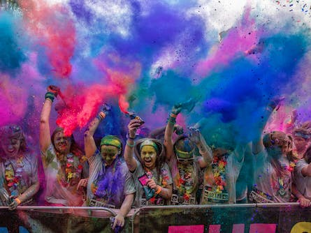 The Color Run Sydney