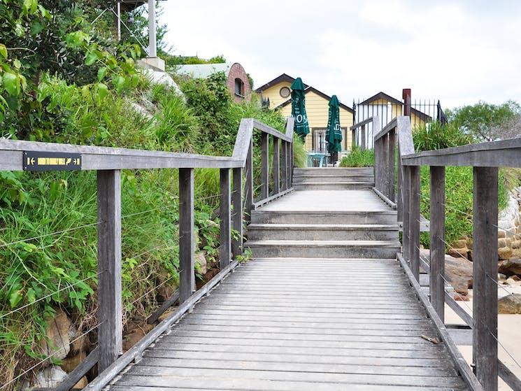 Bondi to Manly Walk, Chowder Bay