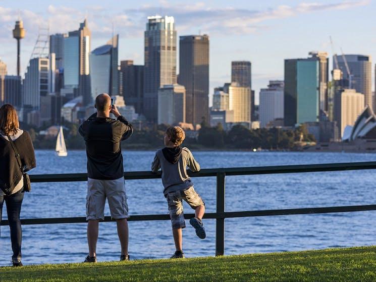 Sydney Harbour Circle Walk