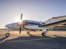 The Royal Flying Doctor Service Outback Experience in Broken Hill