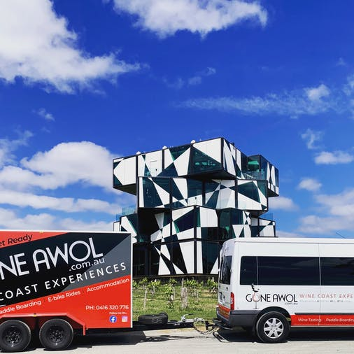 Best of McLaren Vale with Accommodation