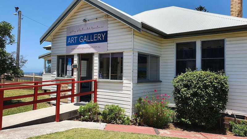New Exhibition of Original Artworks by Local Artists