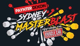 Image of the event 'Sydney MasterBlast featuring The  Australian Muscle Car Masters'