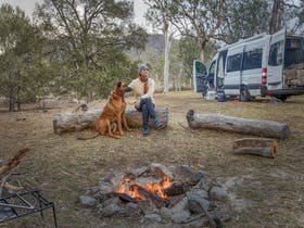 Gleneden Camping - Dog friendly, uncrowded and relaxing campsites