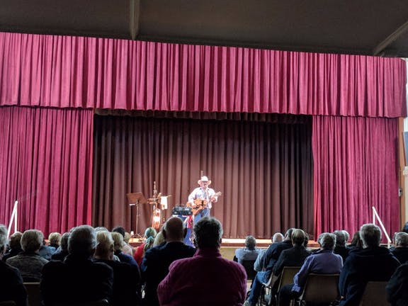 Country Music Concerts, Moonta