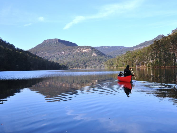 Time to relax with Kangaroo Valley Safaris