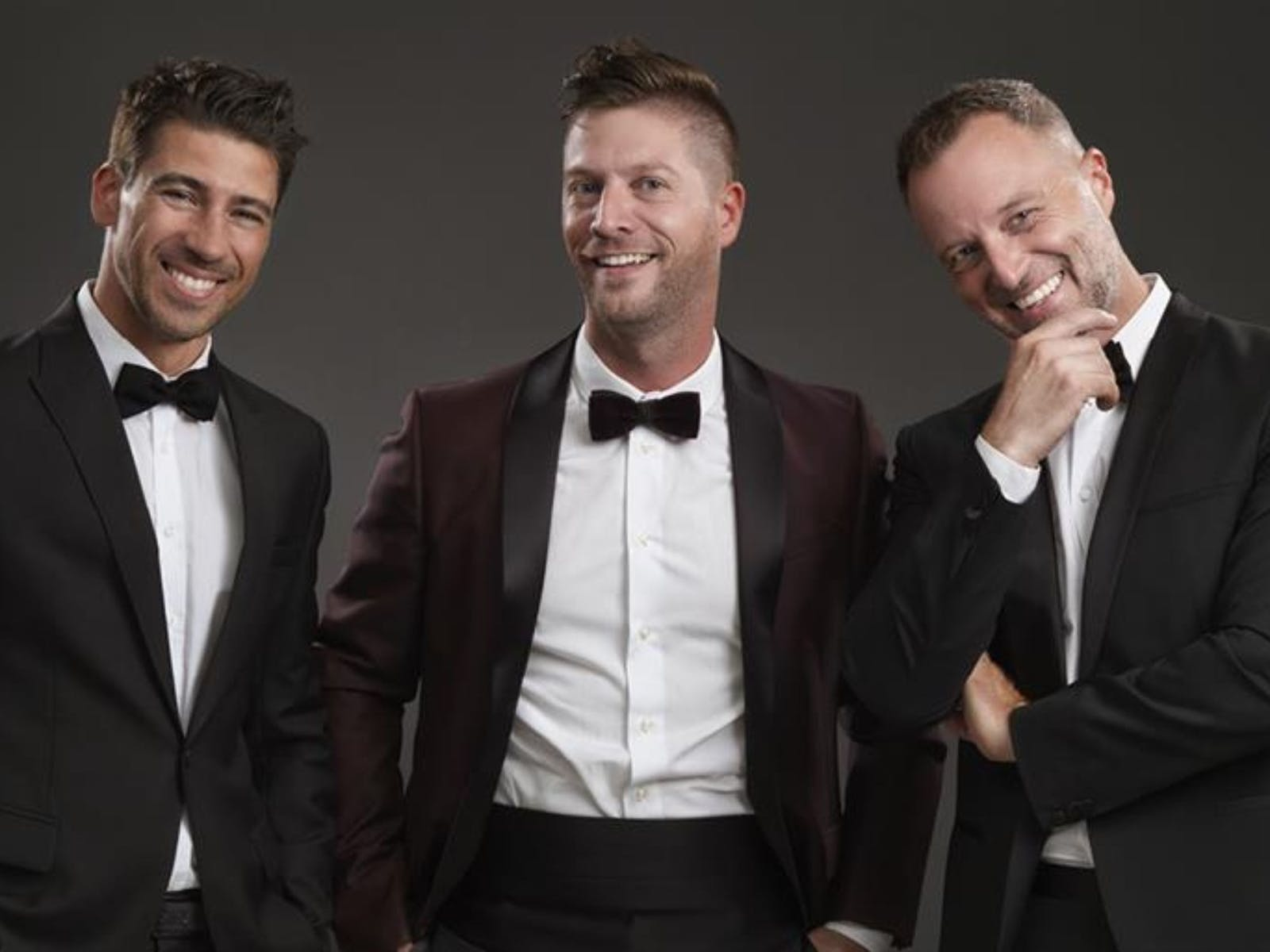 Image for The Italian Tenors at The Cube