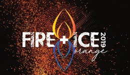 Image of the event 'Fire and Ice Orange'