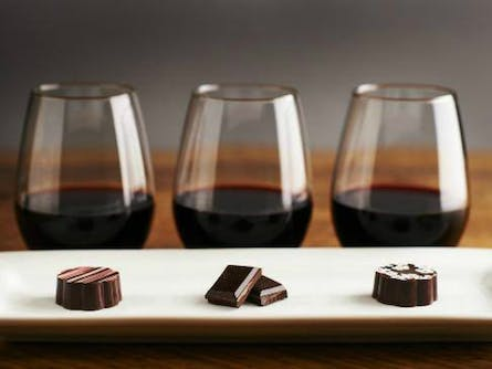 Wine and Chocolate  Masterclass