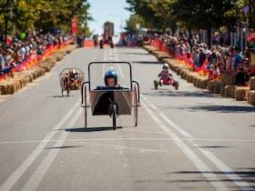 McDonalds Corowa Australian Billy Cart Championships