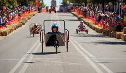 Image of the event 'Australian Billy Cart Championships'