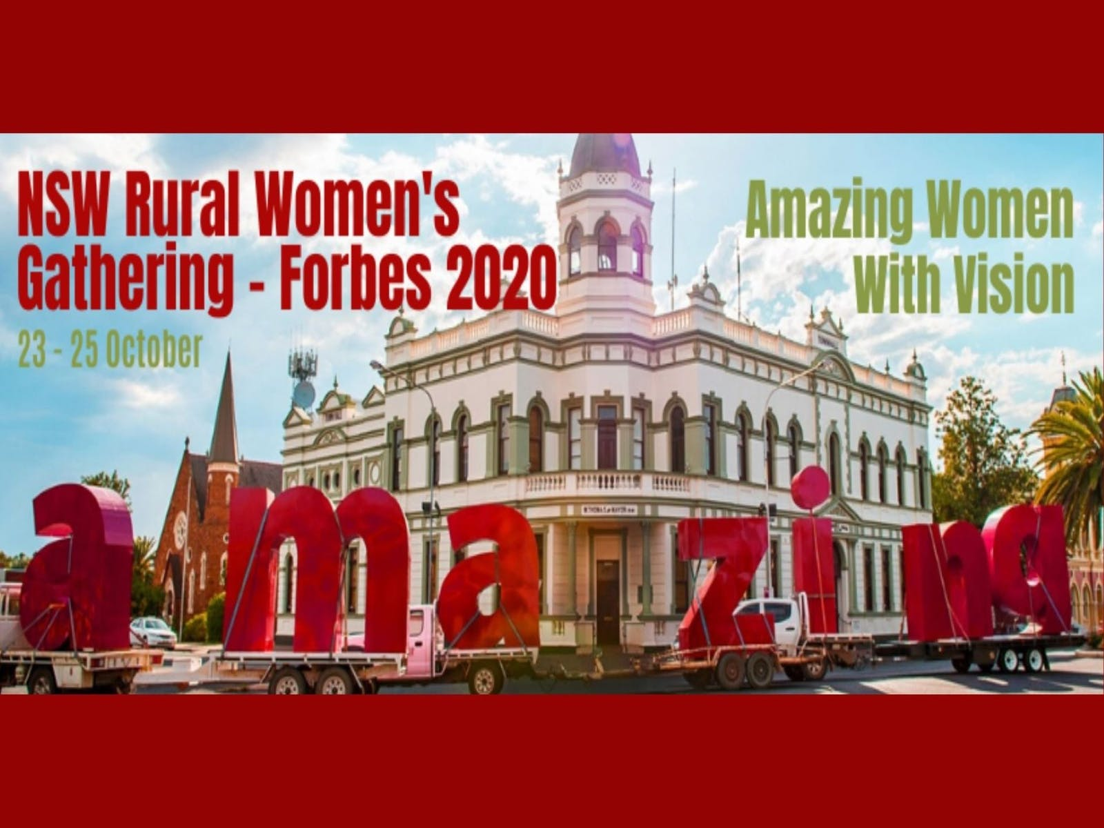 Image for Forbes NSW Rural Women's Gathering