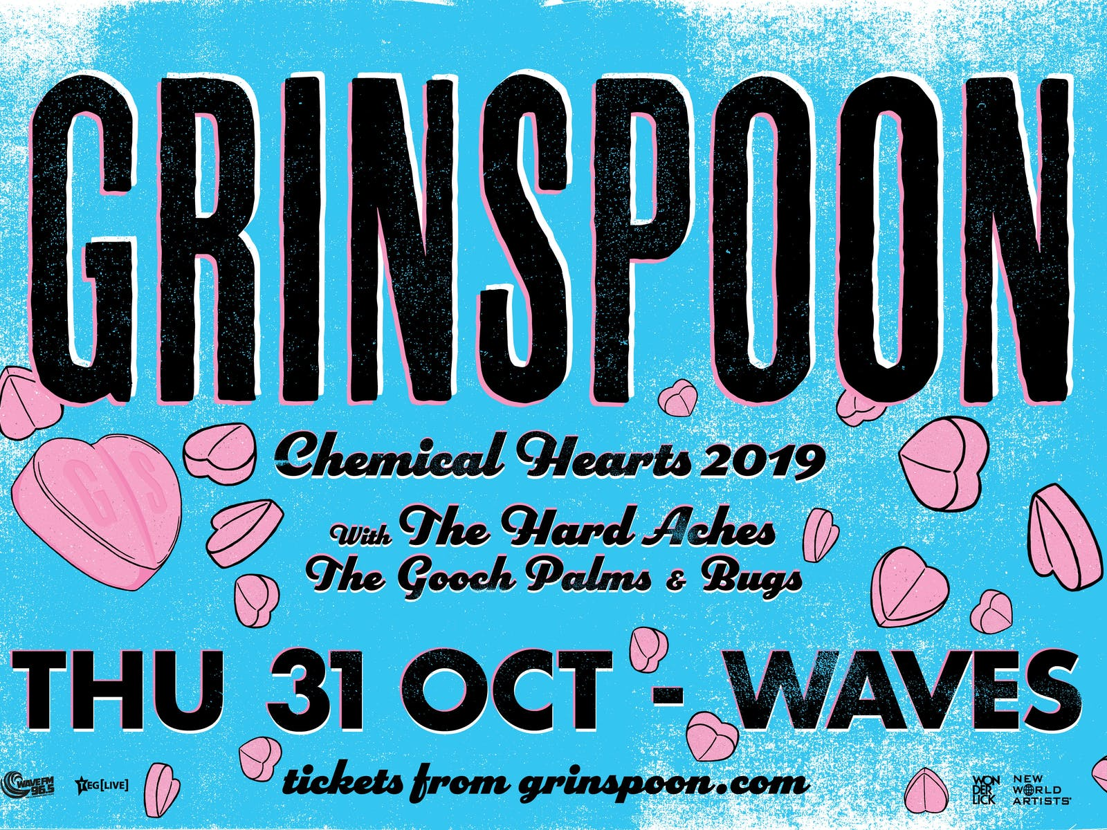Image for Grinspoon - Chemical Hearts Tour