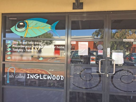 A Fish Called Inglewood