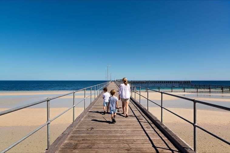 Moonta Bay Jetty