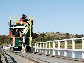 Victor Harbor Horse Tram Authority