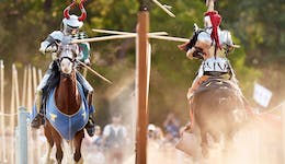 Image of the event 'St Ives Medieval Faire'