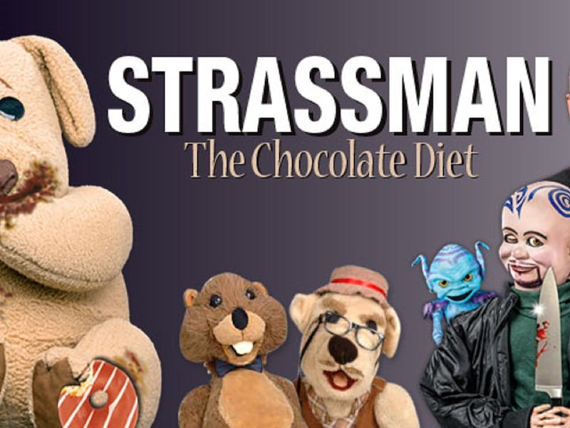 Image for Strassman The Chocolate Diet at The Camden Civic Centre