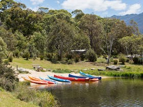 Lake Crackenback Resort and Spa Day Pass