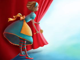 Alice's Adventures in Wonderland presented by the Victorian Youth Theatre