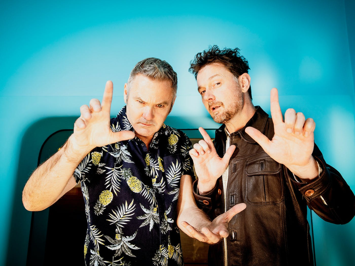 Fusion Boutique Presents Paul McDermott & Gatesy Go Solo Live at Blue Mountains Theatre