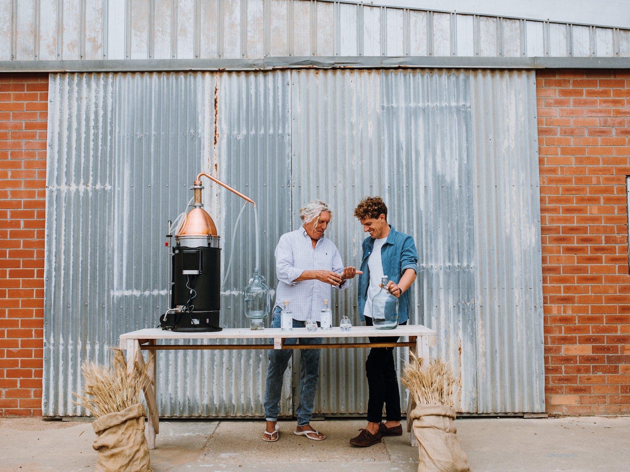 Esperance Distillery Co