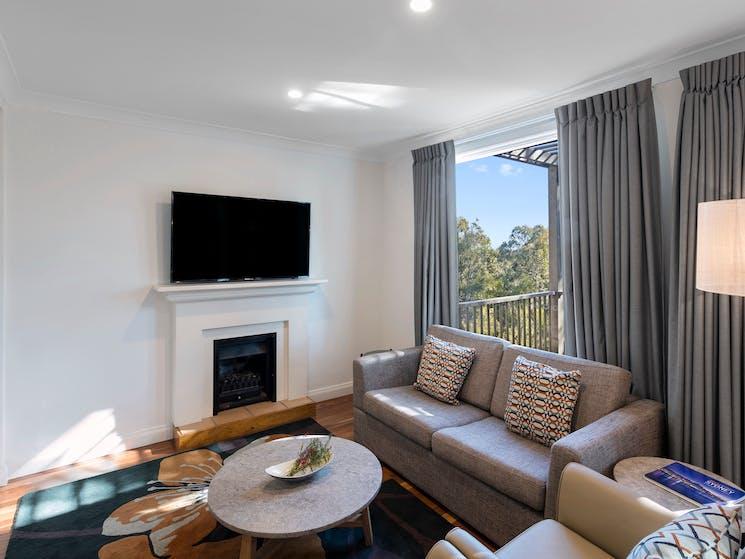 Oaks Cypress Lakes Resort 2 Bedroom Premier Villa Living