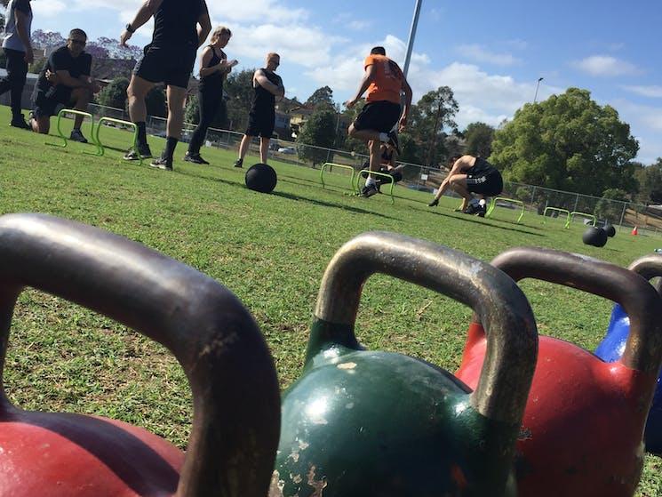 BootCamp Parramatta
