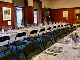 Dining Event in the Celia Little Room