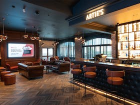 Image of the Arties Bar & Café offering at HOYTS Cronulla.