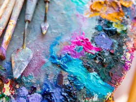 Palette Knife Painting Workshop