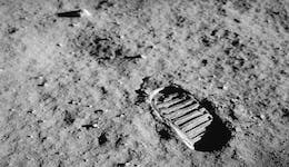 Image of the event 'One Small Step'