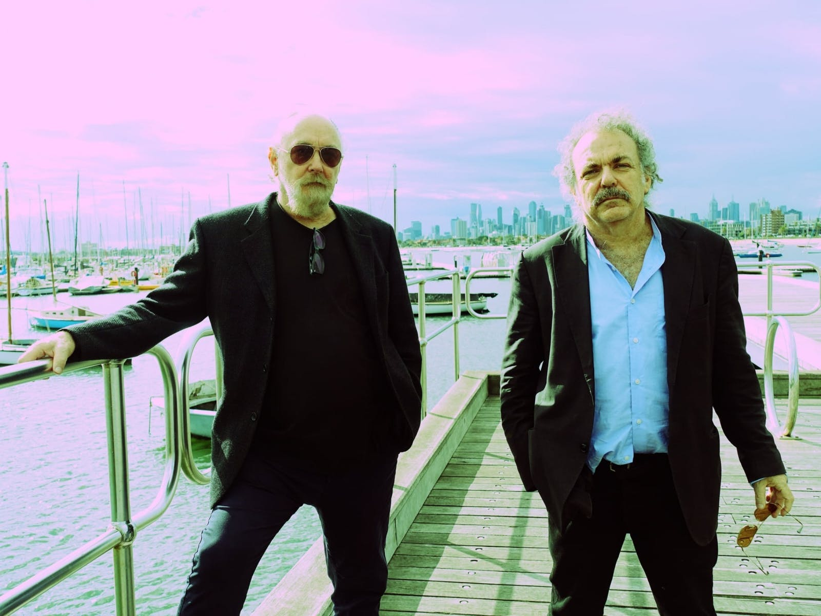 Image for Ed Kuepper with Jim White