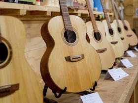 Gold Coast Guitar Making School