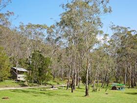 Main Range National Park camping