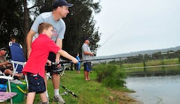Image of the event 'Family Fishing - Penrith'