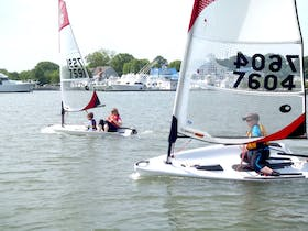 Teens  OutThere Sailing - 12-17 year olds