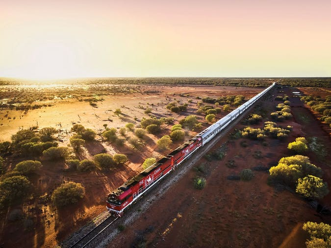 Outback Tracks  19 Day Guided Holiday