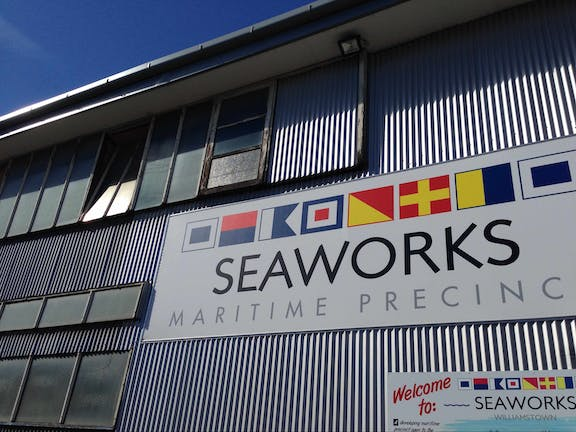 Seaworks and the Maritime Discovery Centre