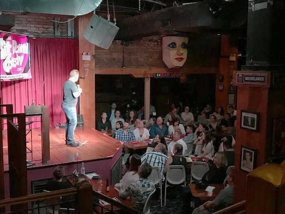 Open Mic Comedy Night at The Newmarket Hotel